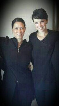 Thank you Theresa and Zelda from Beauty Direct Mobile Spa